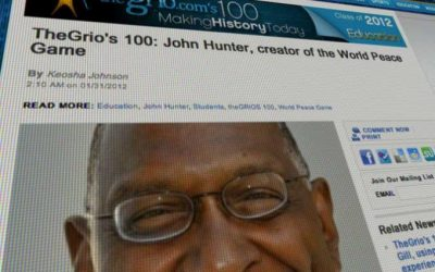 Article: TheGrio's 100: John Hunter, Creator of the World Peace Game
