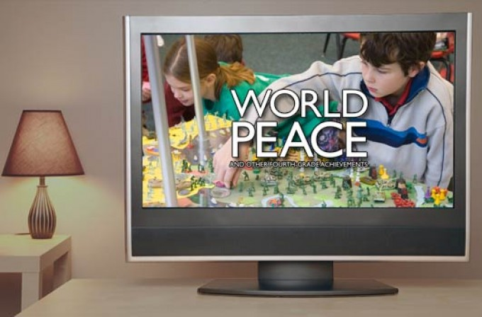 World Peace Film to Broadcast on American Public Television