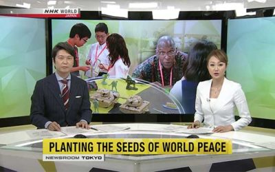 Planting the Seeds of World Peace
