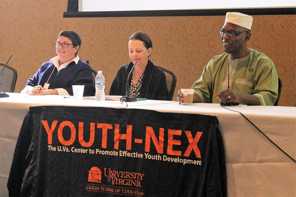 John Hunter Joins UVa Conference Highlighting Youth Activism and Civic Engagement