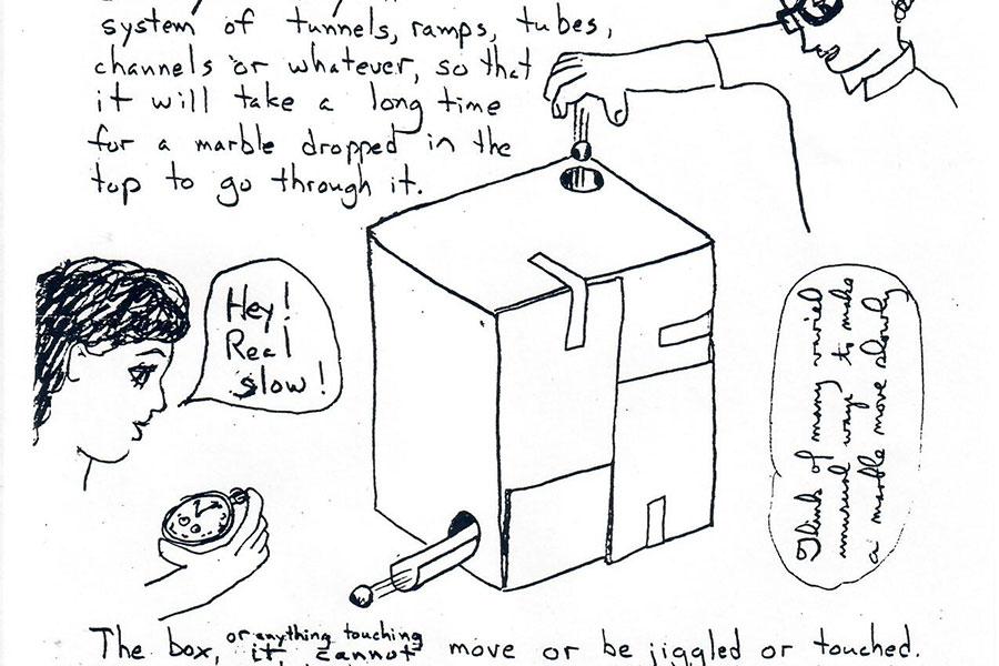 MIT Challenge #1: The Delay Box
